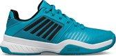 K-Swiss Court Express Omni Sportschoenen - Maat 39 - Unisex - blauw/zwart