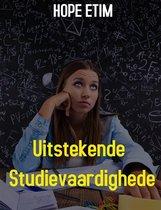 Uitstekende Studievaardighede