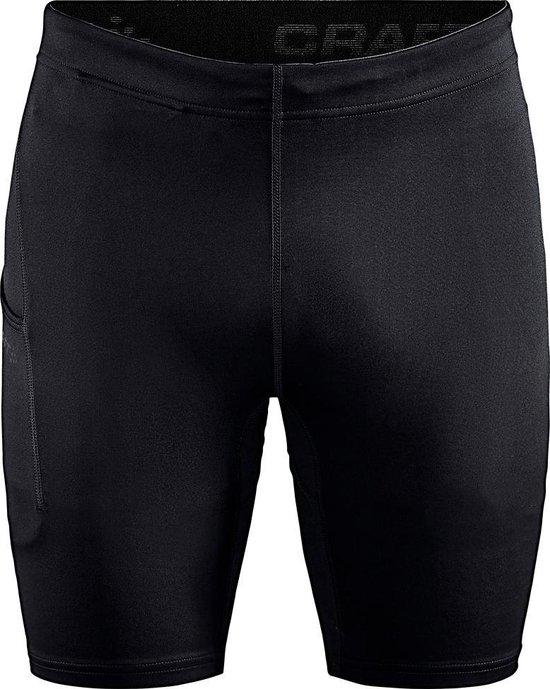 Craft Adv Essence Short Tights M Sportbroek Heren - Black