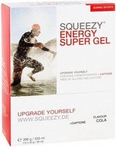 SQUEEZY ENERGY SUPERGEL COLA 12 x 33 gr