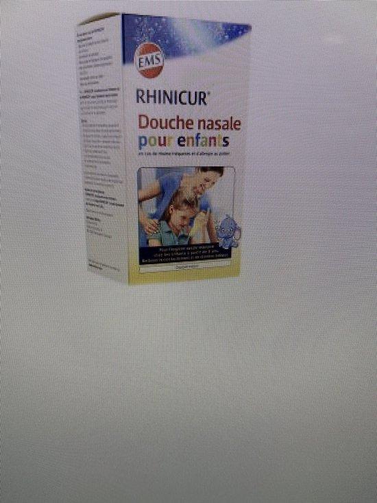 Rhinicur neusdouche kind