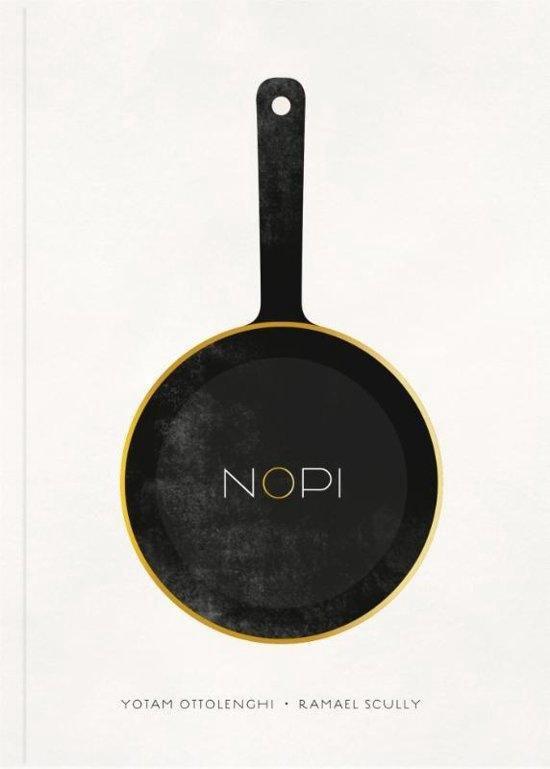 Boekomslag voor Nopi