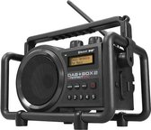 Perfectpro - Digitale bouwradio - DAB+BOX 2
