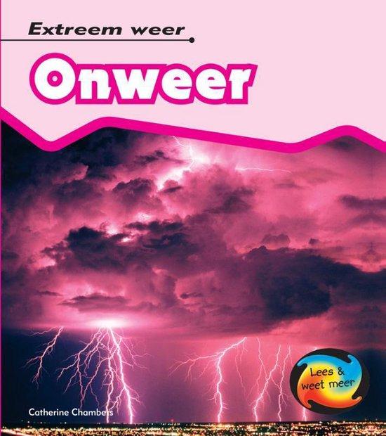 Extreem weer - Onweer - Catherine Chambers | Readingchampions.org.uk