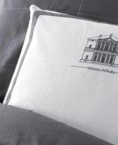 Kardol Palazzo Palladio Sierkussenhoes - 50x50 cm - White