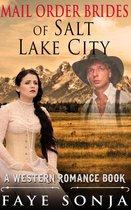 Mail Order Brides of Salt Lake City (A Western Romance Book)