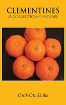 Omslag Clementines (A Collection of Poems)