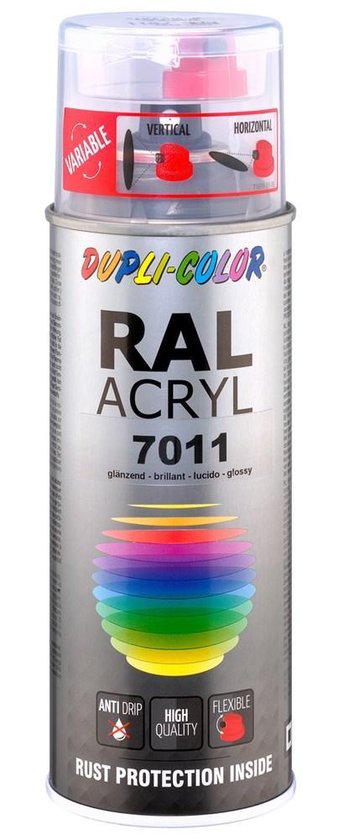 Dupli Color Ral 7016 Antracietgrijs Spuitbus verf / Spray paint 400ml