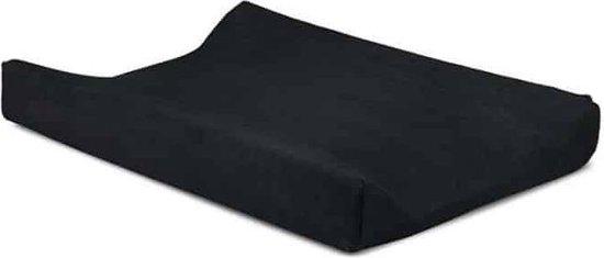 Jollein Superieur Aankleedkussenhoes 50x70cm - Zwart