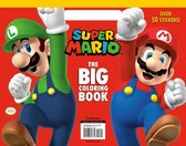 Super Mario: The Big Coloring Book (Nintendo)