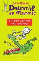 Dummie de mummie 9 -   Dummie de mummie en het geheim van Toemsa