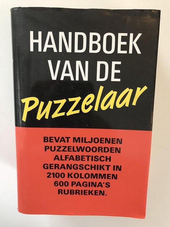 Handboek van de puzzelaar - H.C. van den Welberg |