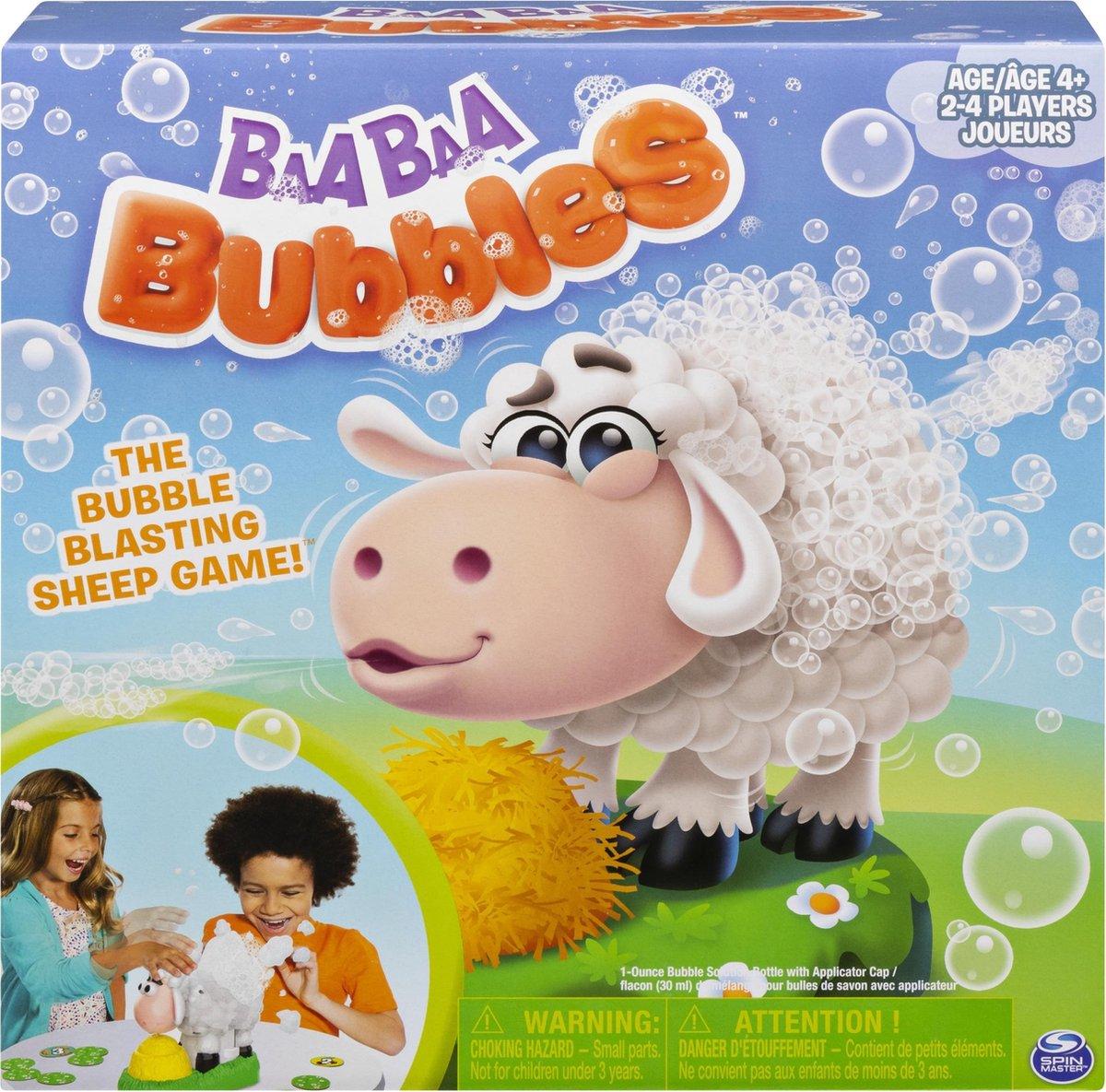 Baa Baa Bubbles Kinderspel (Ba Ba Boom)