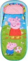 Peppa Pig  readybed - 2 in 1 slaapzak en luchtbed voor kinderen