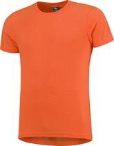 Rogelli Promo Running T-shirt - Sportshirt - Mannen - Maat M - oranje