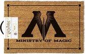 Harry Potter Ministry of Magic Deurmat