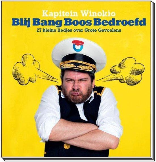 Blij bang boos bedroefd - Kapitein Winokio | Fthsonline.com