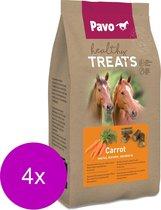 Pavo Healty Treats 1 kg - Paardensnack - 4 x Wortel