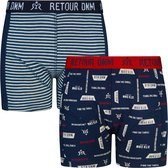 | Retour Jeans Jongens Korte broek Dark indigo
