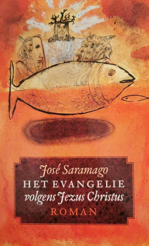Het evangelie volgens Jezus Christus - Jose Saramago  