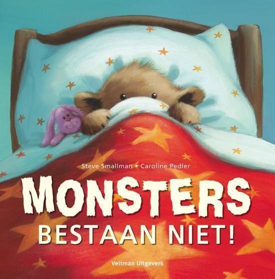 Monsters Bestaan Niet ! - Steve Smallman |