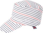 Froy&Dind - Zomerpet Stripes Marine – 6-12m