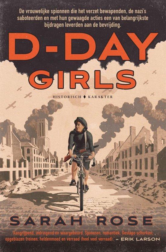 D-Day Girls - Sarah Rose |