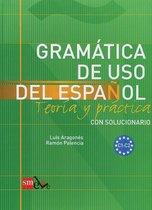 Gramática de uso del español C1-C2 teoria y práctica con solucionario