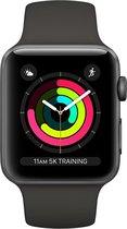 Apple Watch Series 3 - Smartwatch - 42mm - Spacegrijs