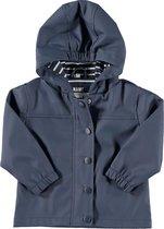 Zeeman - baby regenjas - blauw - maat 86