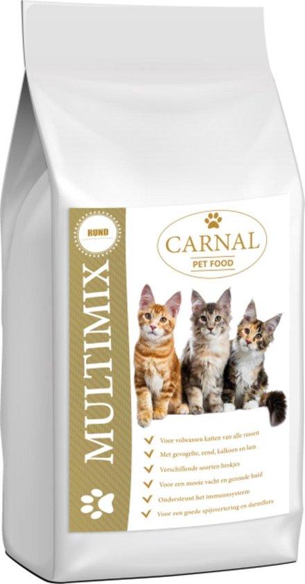 Kattenvoer Carnal Multimix