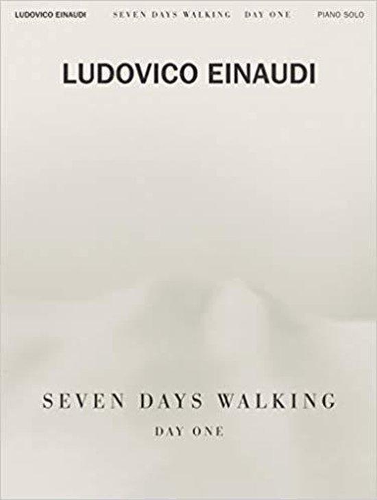 Afbeelding van Ludovico Einaudi Seven Days Walking