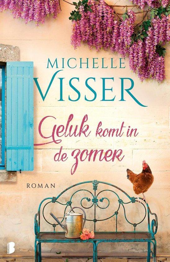 Geluk komt in de zomer - Michelle Visser  