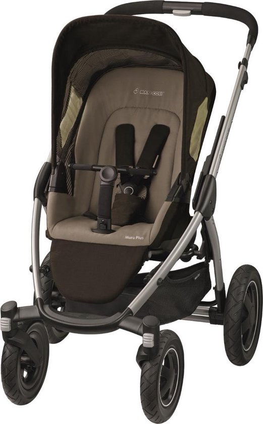 Maxi Cosi Mura Plus 4 - Kinderwagen - Earth Brown