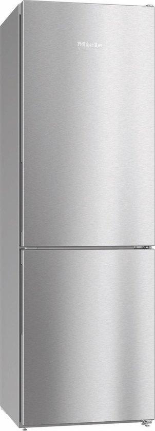 Koelkast: Miele KFN 28133 D - Koel-vriescombinatie - Zilver, van het merk Miele