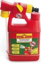 WOLF-Garten Vloeibare Gazonmest met ijzer LM 100 B - voor 100m2 - 1 liter fles - snel effect - gazon zonder mos - bio-afbreekbare vloeistof