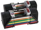PowerBlock - U32 Club - Verstelbare dumbbell 15 kg - Urethaan