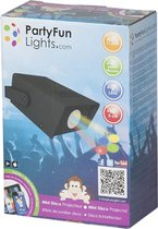 PartyFunLights Discolamp - Projector - LED