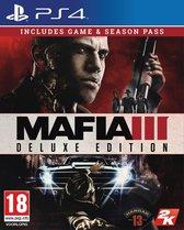 Mafia 3 Deluxe Edition - PS4