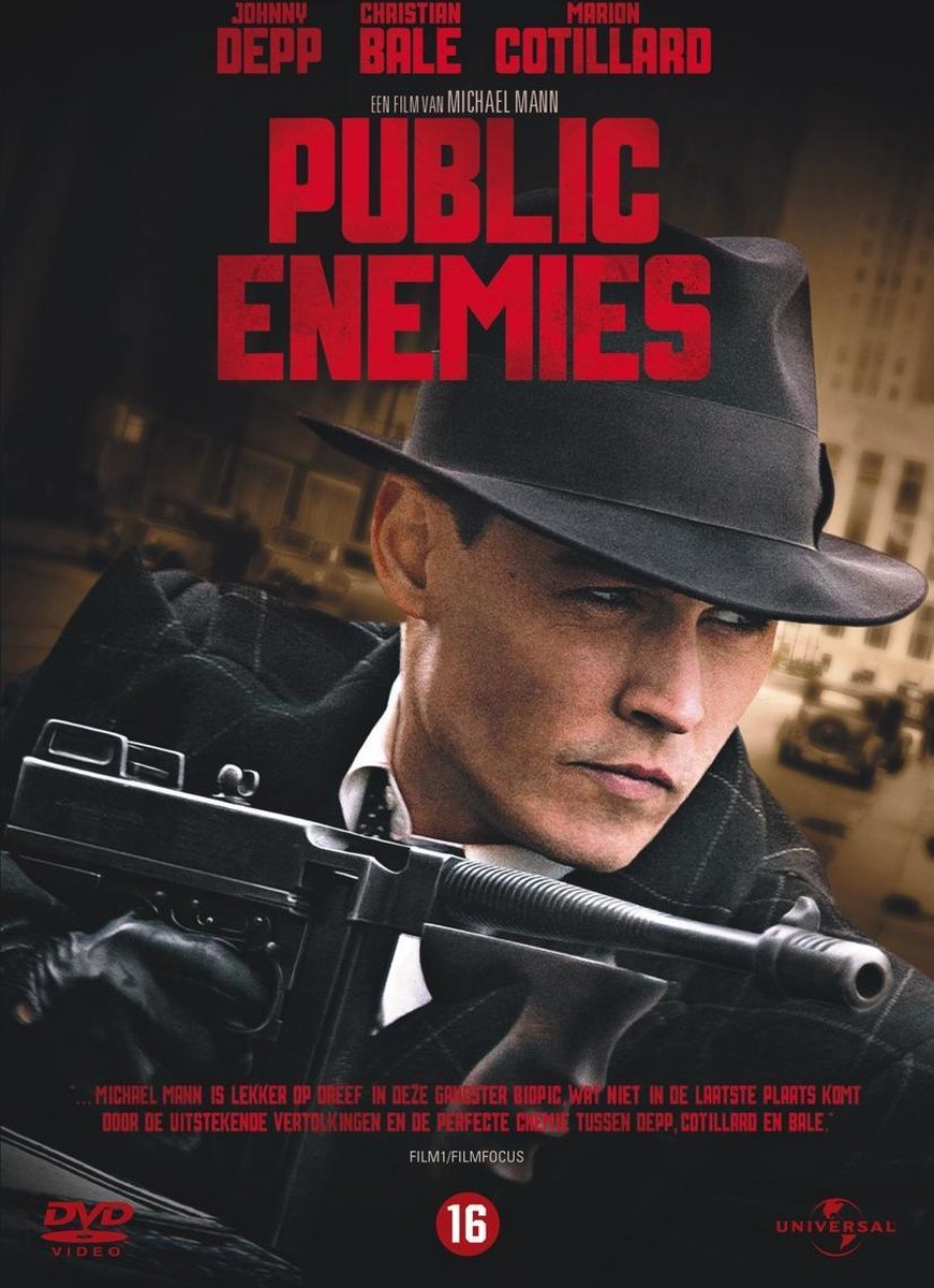 PUBLIC ENEMIES (D) - Movie