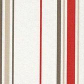 Acrisol Minerva Rojo 1203 stof per meter buitenstoffen, tuinkussens, palletkussens