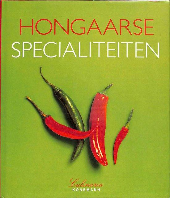 Hongaarse Specialiteiten - Anik Gergely |
