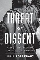 Boek cover Threat of Dissent van Julia Rose Kraut