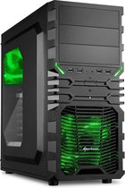 Game Computer (Geschikt voor Fortnite op Medium/High Settings) / Ryzen 3 2200G Gaming PC LSE2200-F - RX Vega 8 - 8GB 1TB - Medium/High Performance