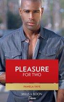Pleasure for Two (Kimani Hotties, Book 11)