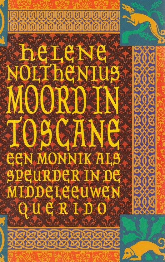 Moord in toscane - Helene Nolthenius  
