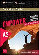 Cambridge English Empower Elementary (A2) Combo B