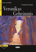 Lesen und Üben B1: Veronikas Geheimnis Buch + Audio-CD