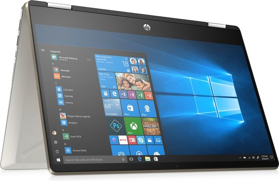Bol Com Hp Pavilion X360 14 Dh1742nd 2 In 1 Laptop 14 Inch