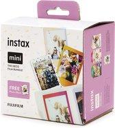 Fujifilm Instax Mini Deco Film Bundel - 3 x 10 stuks
